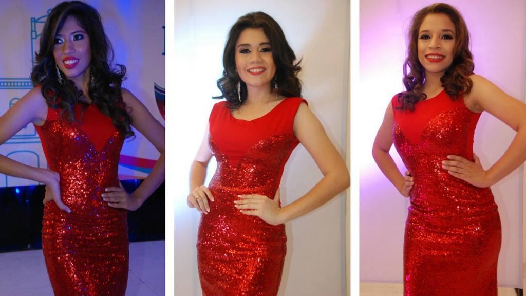 Yaritza González, Lilian Benavides, Katherine Velásquez.