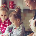 Los padres afirman que sus hijos son más divertidos a los 5 años