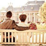 Quienes añoran los buenos viejos tiempos del matrimonio seguramente no piensan demasiado en cómo era la vida matrimonial durate la época de la fundación de los Estados Unidos. Los estadounidenses modernos se casan por amor, pero en distintos momento