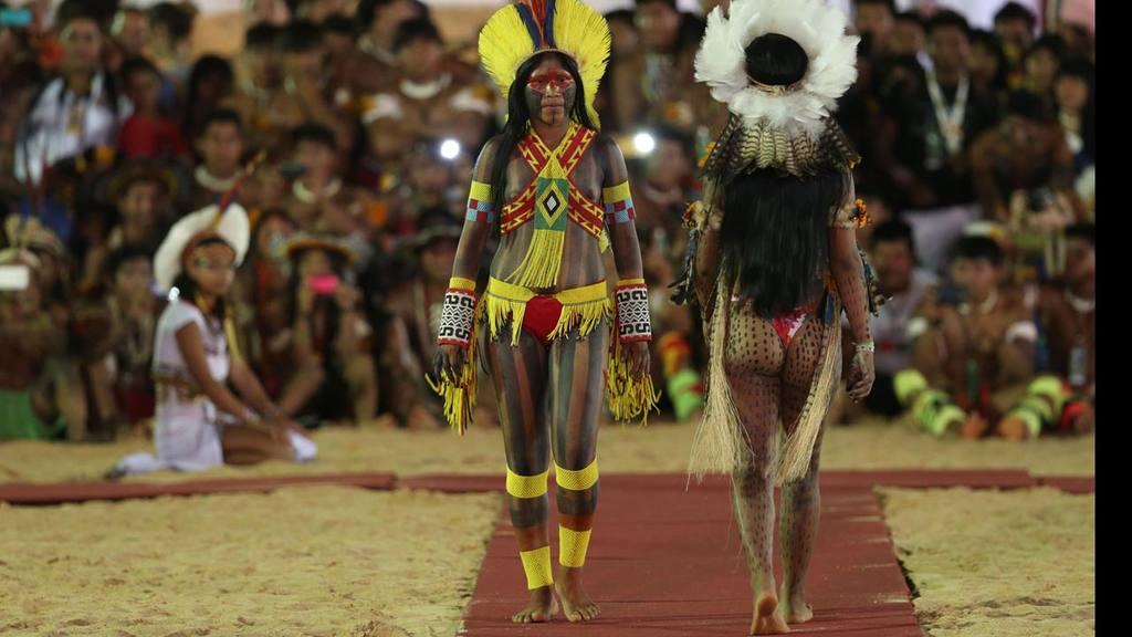 Belleza indígena