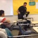FBI abre investigación sobre vídeo de supuesto abuso policial en aula de EE.UU.