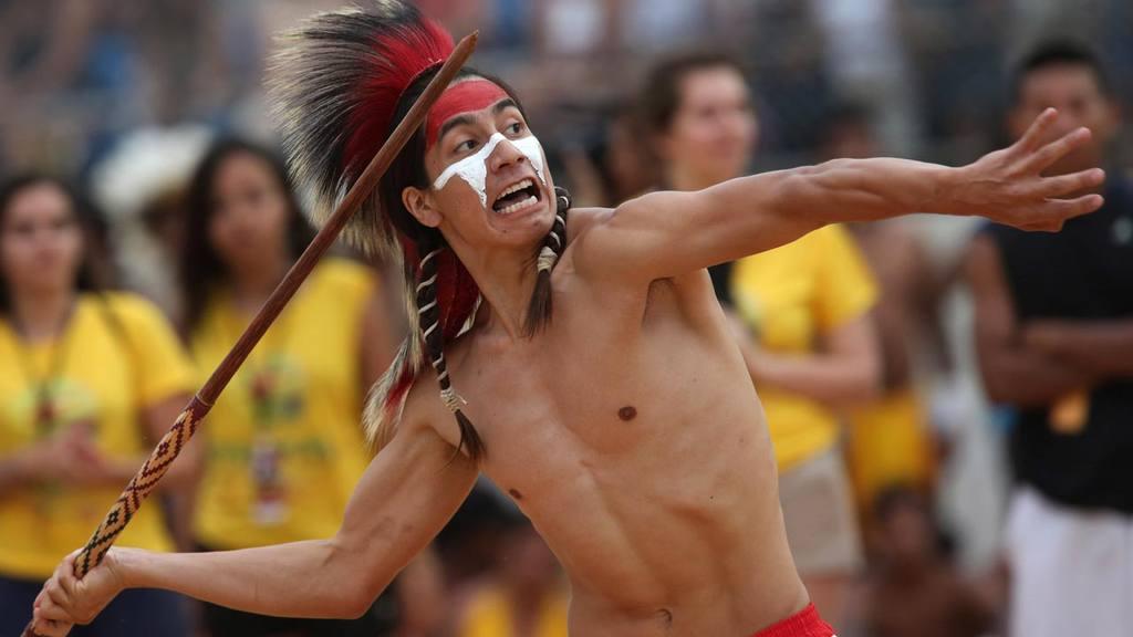 Juegos de pueblos indígenas