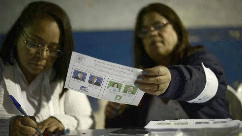 Segunda vuelta electoral en Guatemala