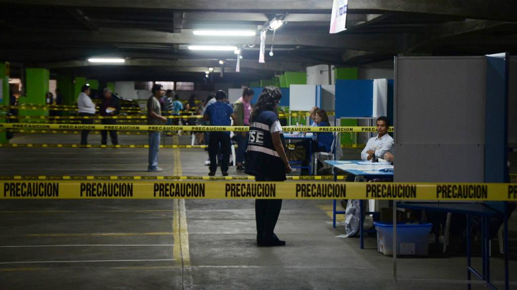 Observador electoral de Guatemala reporta una participación ciudadana del 32 %