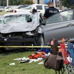 Mujer arrolla a personas en Oklahoma; hay 4 muertos
