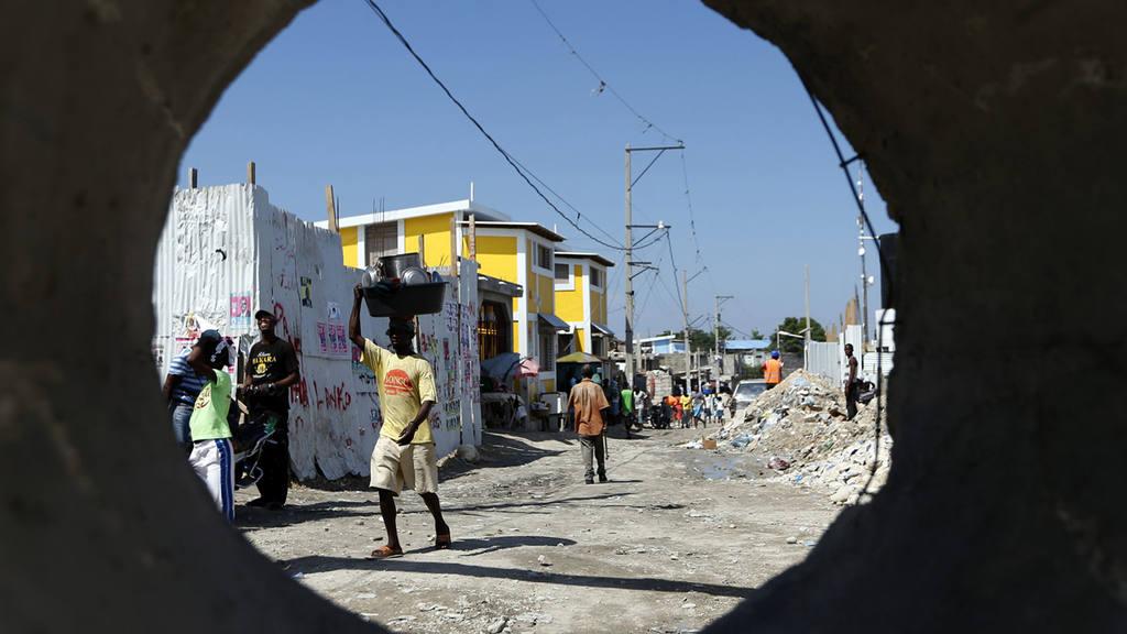 COMUNIDAD INTERNACIONAL INSTA A LOS HAITIANOS A EVITAR LA VIOLENCIA