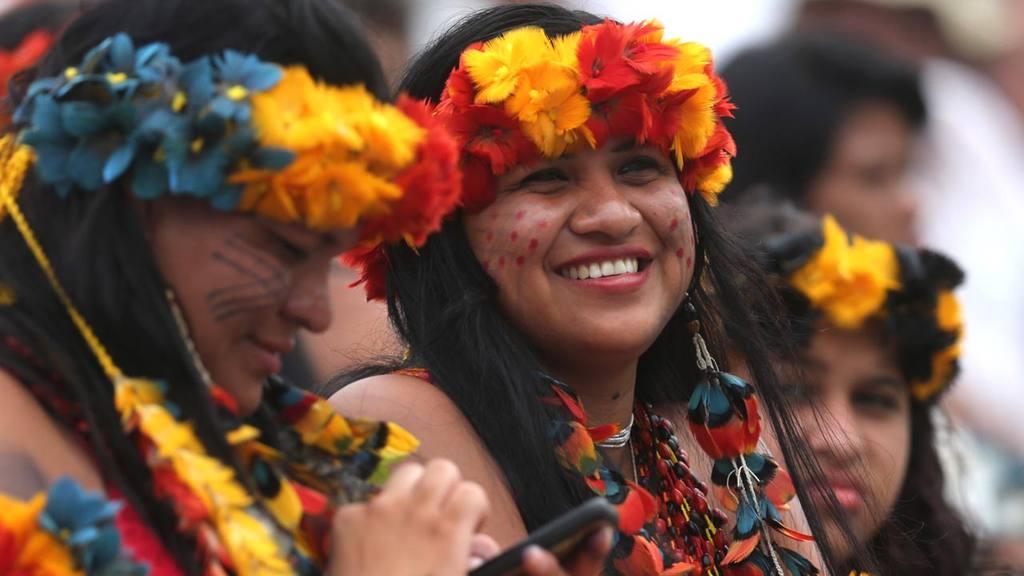 Juegos Indígenas