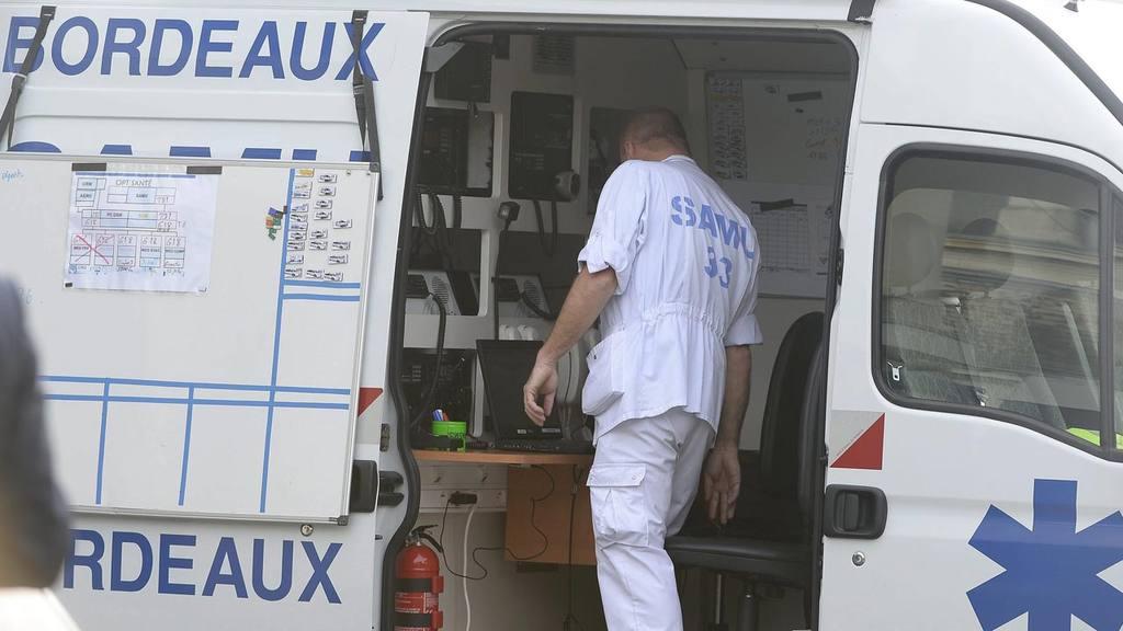 Accidente de Francia