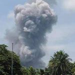 Explosión en Regimiento de Caballería