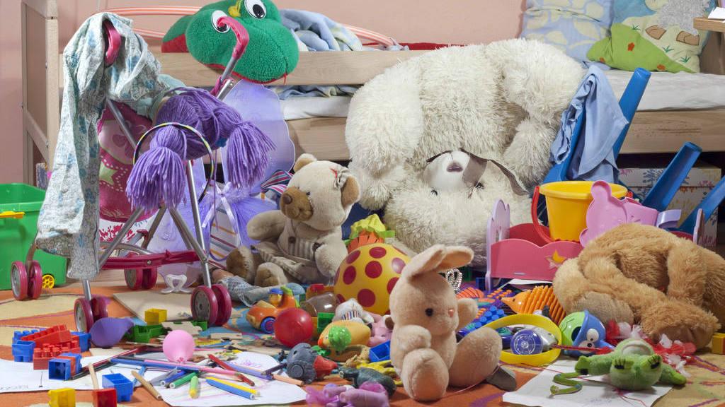 5 razones por las que una casa con niños no debe estar desordenada