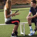 Entrevista Messi