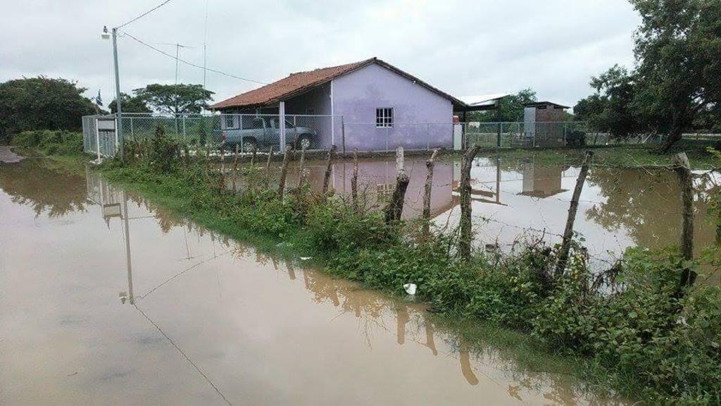El país se mantiene en condiciones susceptibles por las lluvias registradas durante los últimos días.