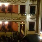 El Teatro Nacional recibió a Malacrianza