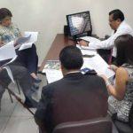 Entregan información de El Chaparral a exdiputados de ARENA