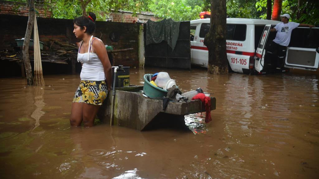 Inundaciones San Diego