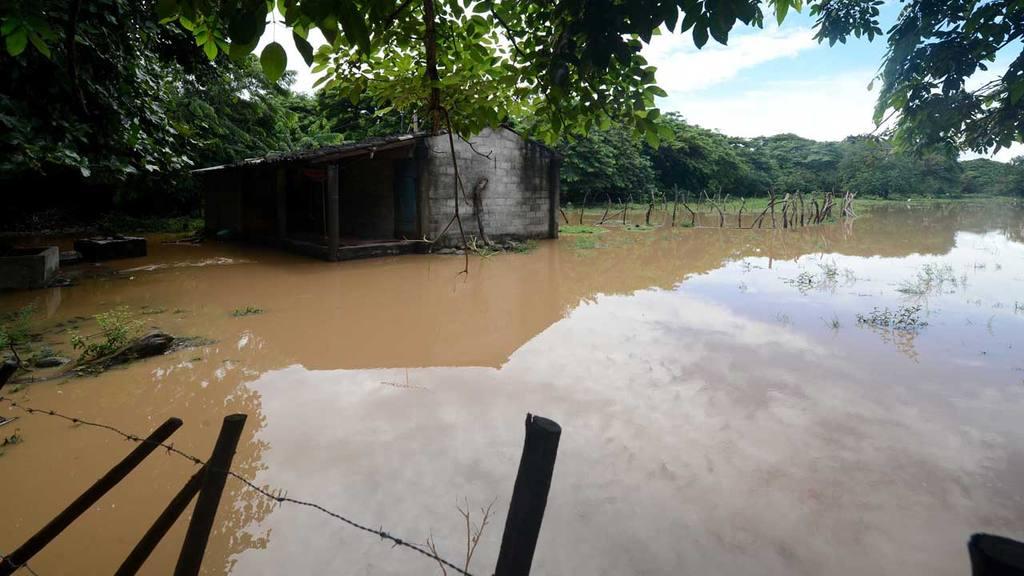 Inundaciones por lluvia