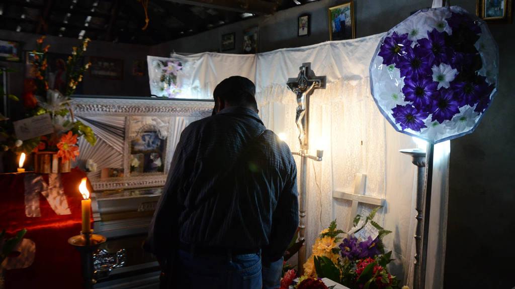 Homicidios en Morazán