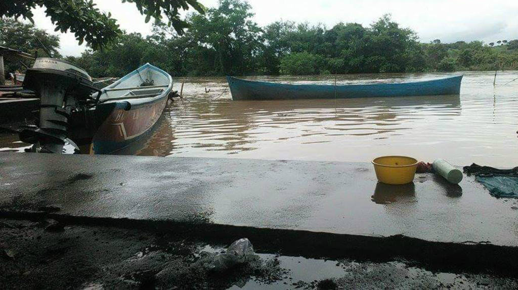 Comunidades afectadas por el Goascorán a la espera de ayuda