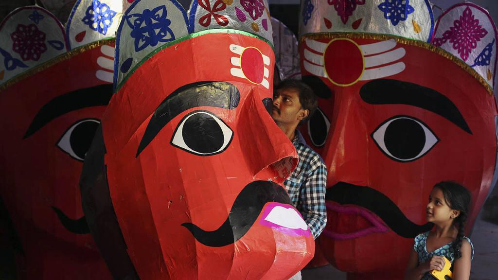 Festival en la India
