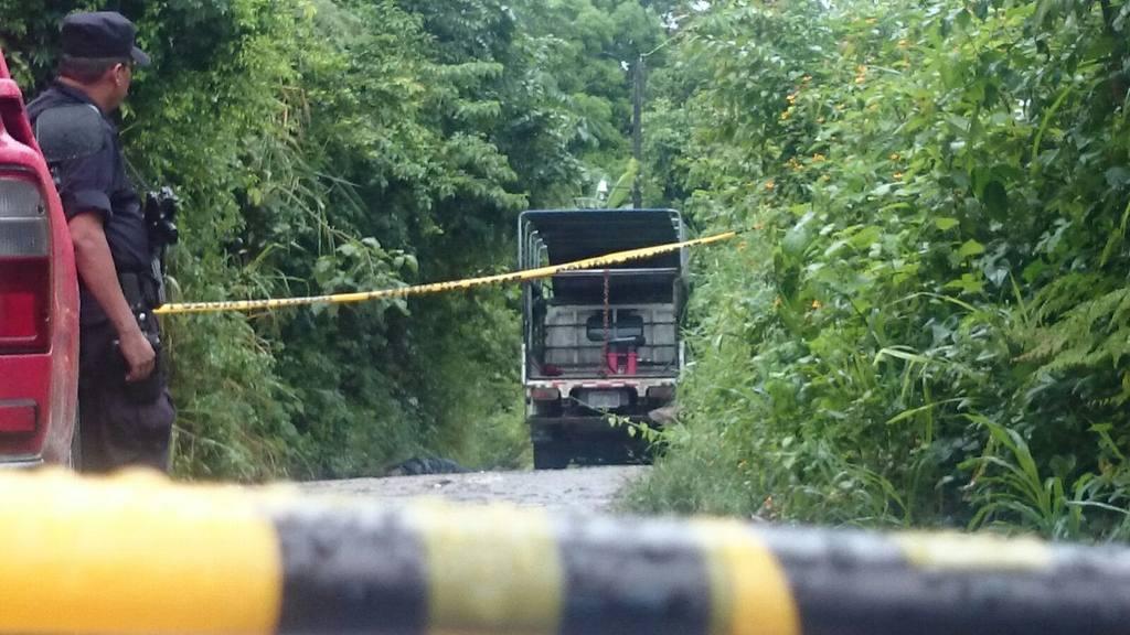 Asesinan a empleado de Correos en Ciudad Delgado