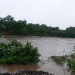 Autoridades alertas por intensas lluvias en el oriente del país