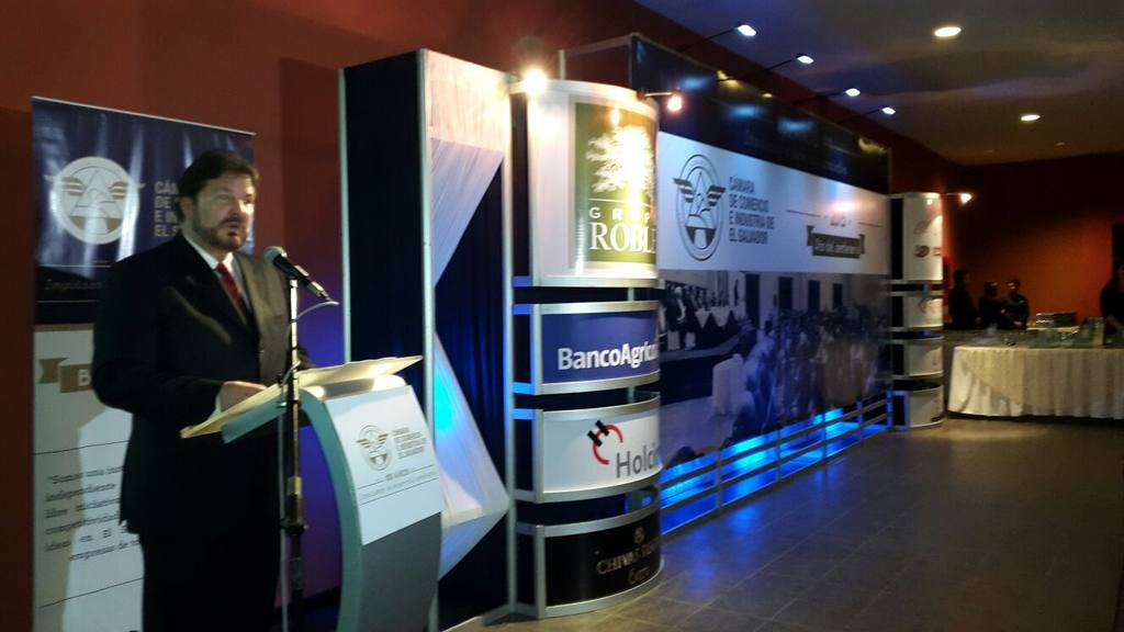 Cámara de Comercio celebra 100 años de fundación