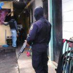 Policía realiza operativo en colonia Guatemala tras éxodo de familias