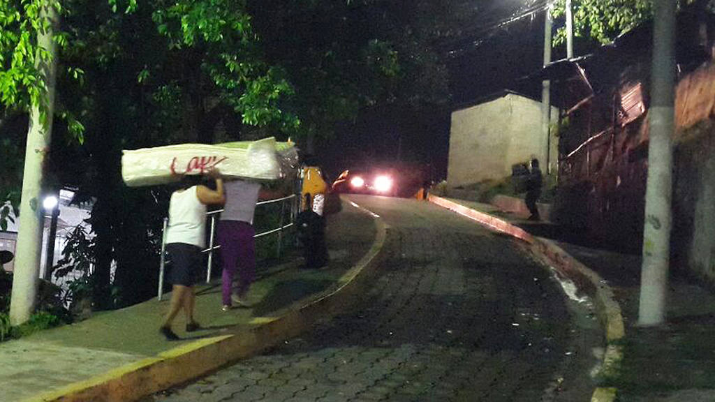 Pandillas amenazan a familias de colonia Guatemala para que huyan