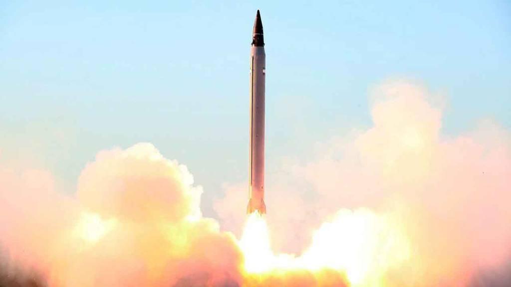 Iran makes missiles? tests