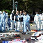Aumenta a 95 muertos por atentado en Turquía