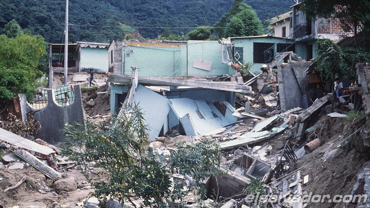 Terremoto de 1986
