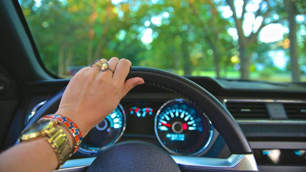 7 ideas para conducir con niños pequeños y disfrutar del camino