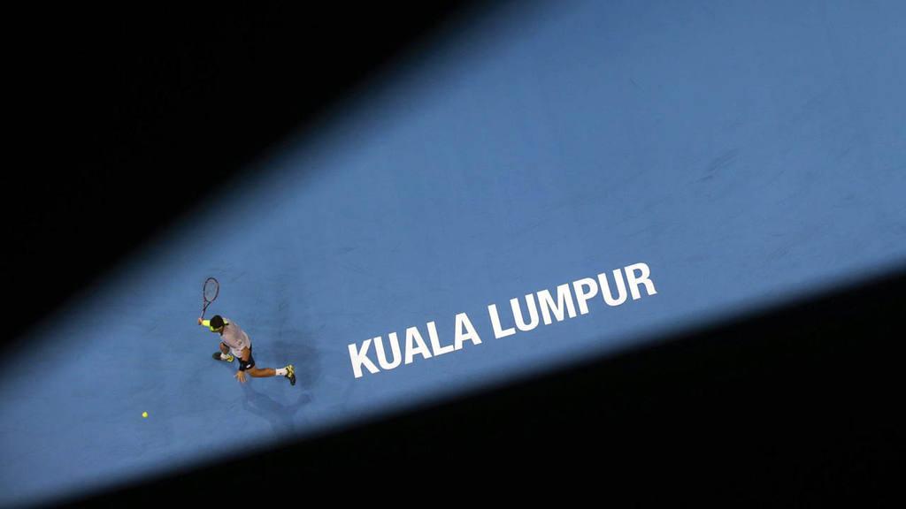 ATP Malaysian Open tennis tournament