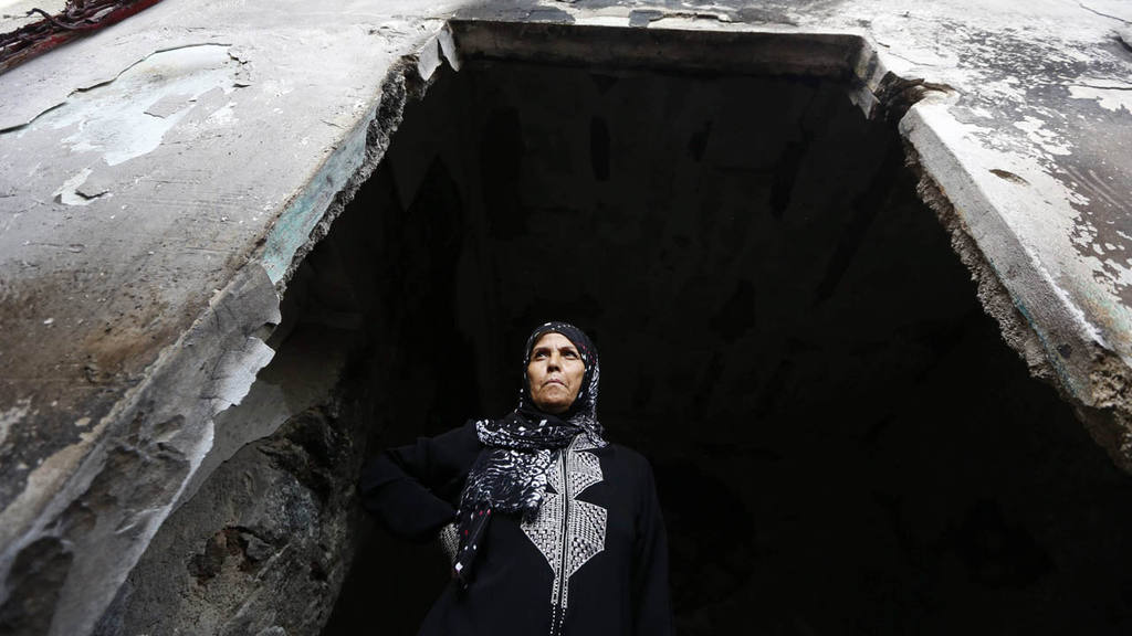 Jenin refugee camp raid