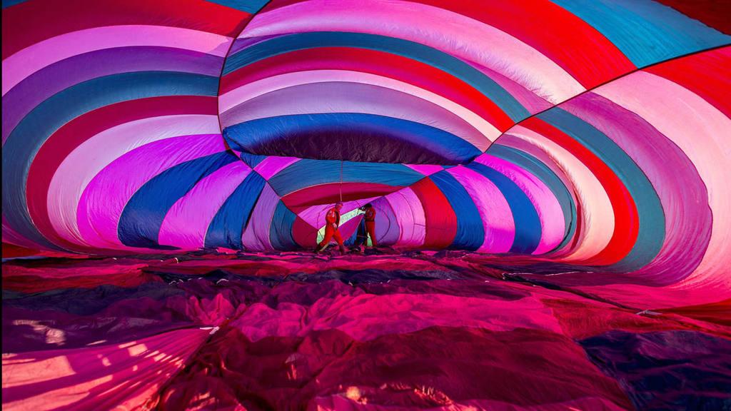26th Intl Balloon Meeting in Ocseny
