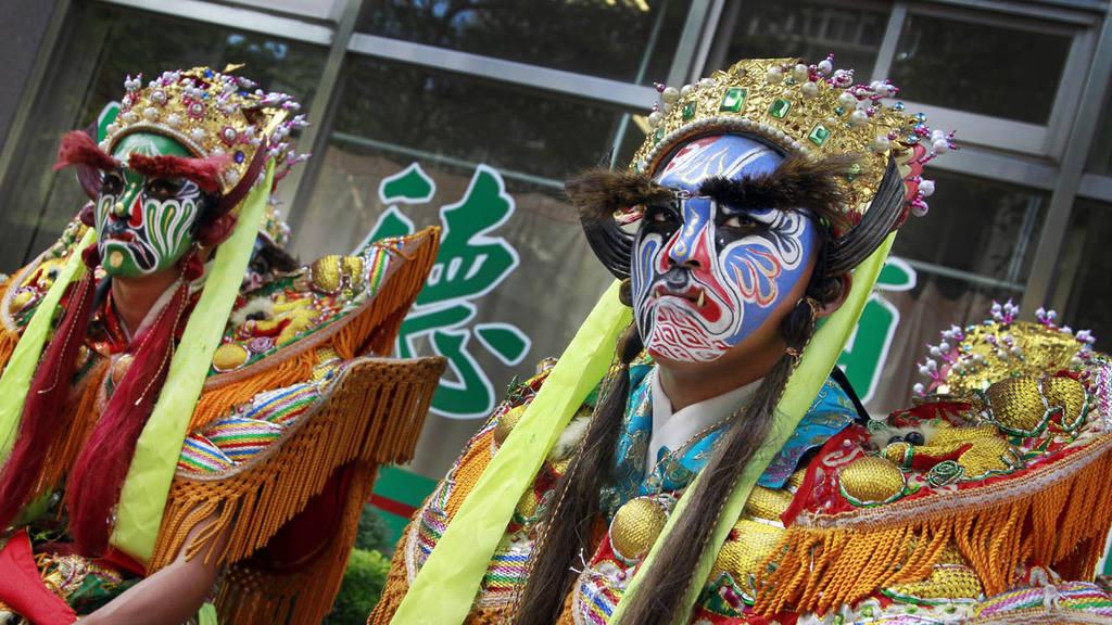 Fiesta en Taiwan