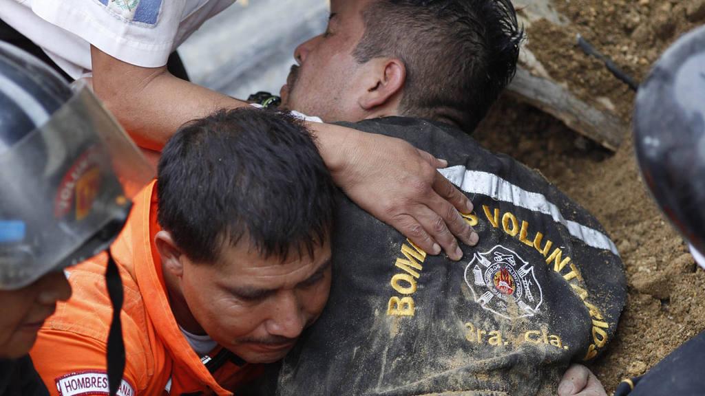 Deslave Guatemala