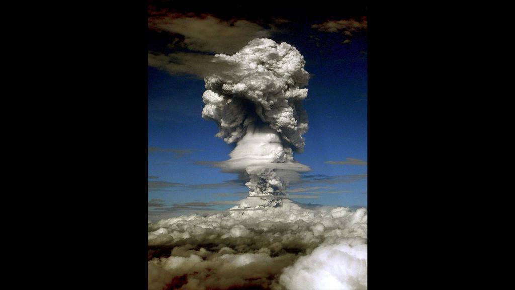 Erupción volcán Ilamapetec