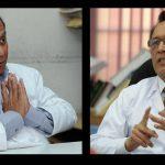 Director del Rosales y Gómez nuevamente confrontados