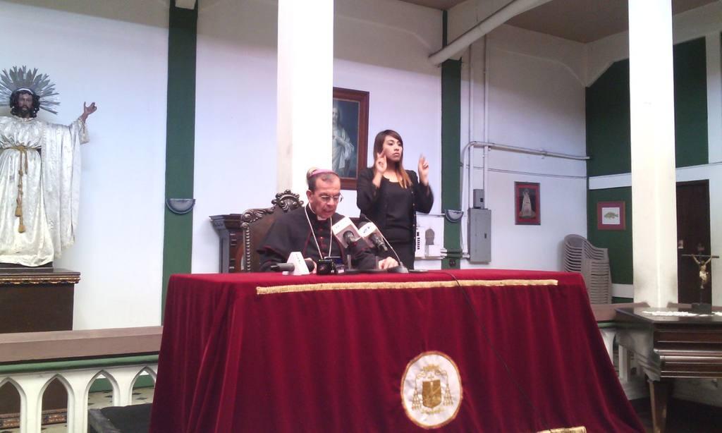 """Iglesia califica de """"parche"""" nuevos impuestos"""