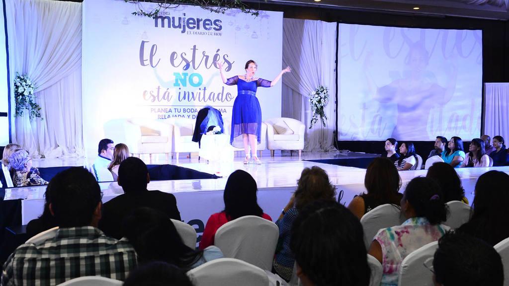 Evento de Revista Mujeres