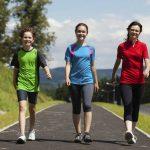 Caminar ayuda a mantener una buena salud