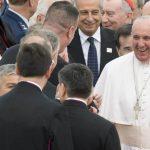 El papa Francisco llega a Estados Unidos