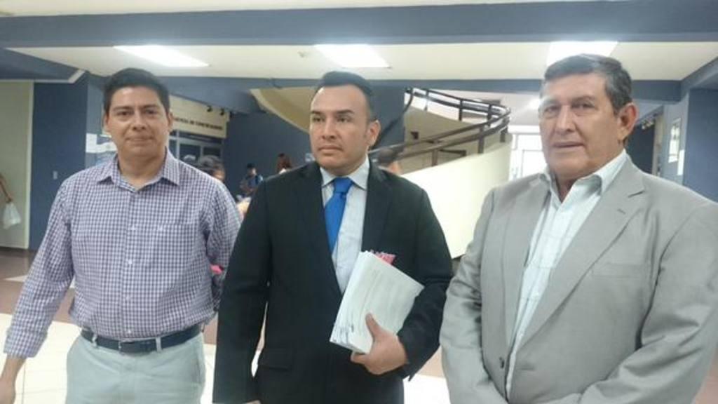 Comisionados de IAIPllegan a la Asamblea a pedir informe sobre publicación lista asesores