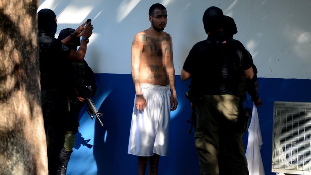 Extraditan a Estados Unidos a pandillero salvadoreño