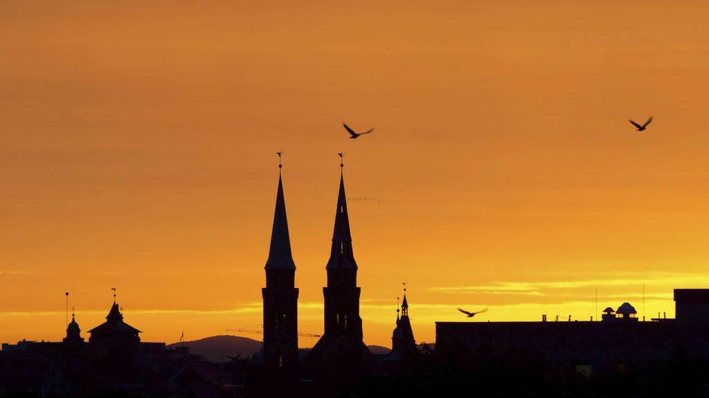 Amanecer en Nuremberg