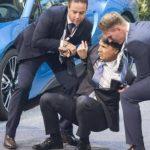 Jefe de la BMW se desmaya en presentación en Salón de Frankfurt 2015