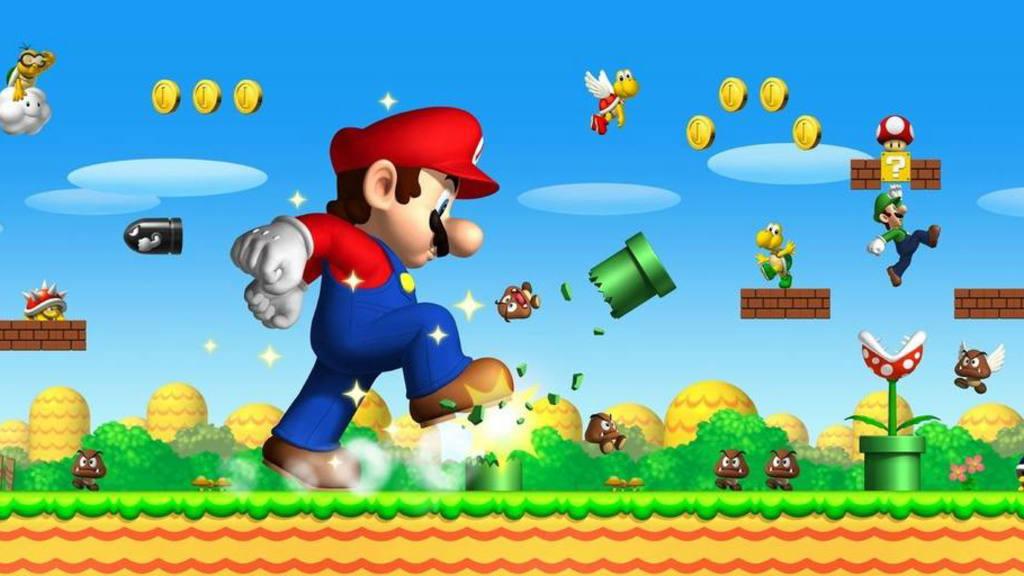 Mario Bros de Nintendo cumple 30 años
