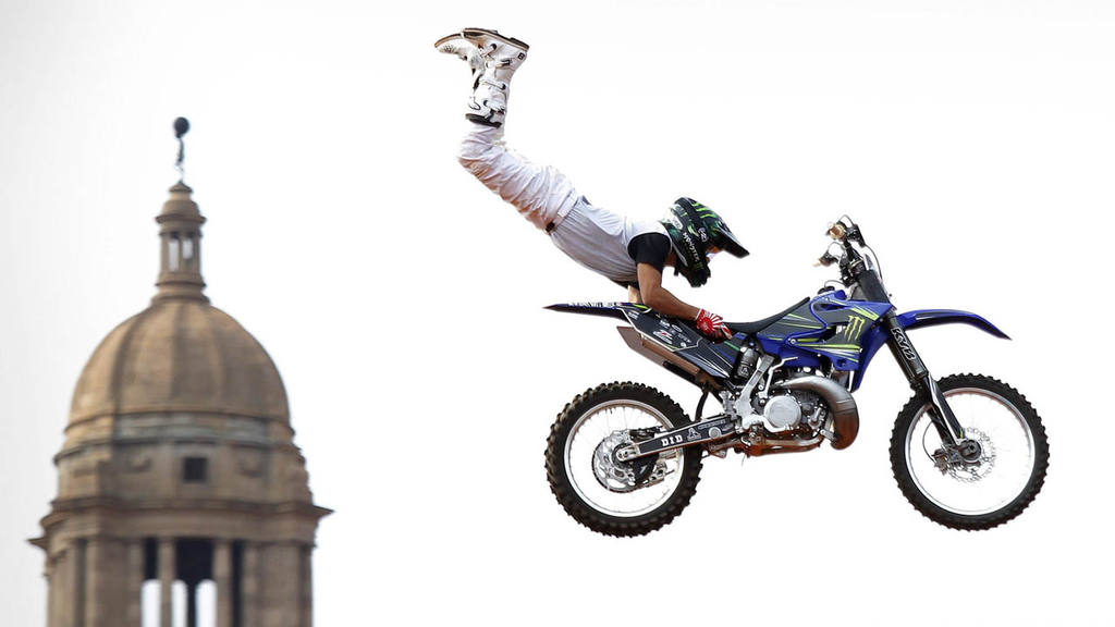 South Africa Redbull X Fighters