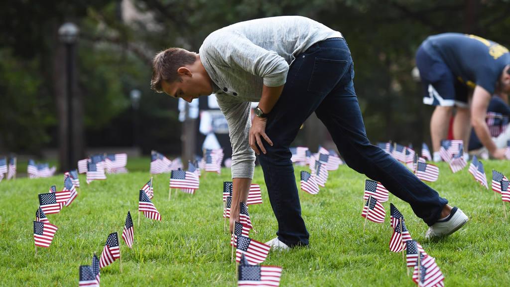Conmemoran aniversario de atentados del 11 de Septiembre